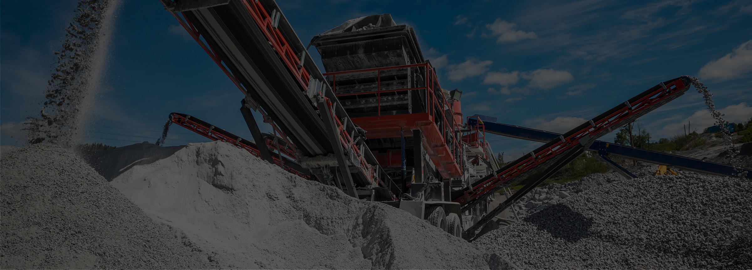 mining & construction air intake solutions